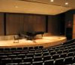 The Bruno Walter Auditorium<br /> at Lincoln Center for the Performing Arts