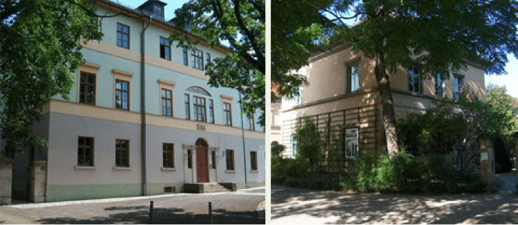 Franz Liszt's residences in Weimar