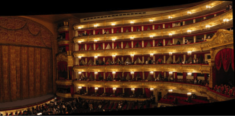 Moscow - Bolshoi Theater